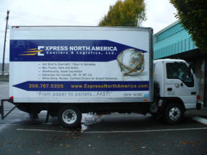 Tacoma Courier, Seattle Courier, Express Deliveries, Hot
